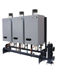 Cascade boiler systems - Smith, A O Water Heaters