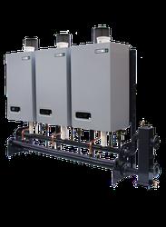 Cascade boiler systems image
