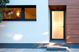 Ultimate Evolution Adjustable Jamb Aluminium Entrance Door image