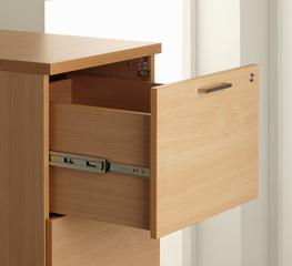4-drawer filing cabinet image