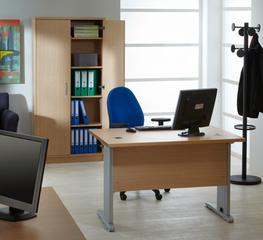 Rectangular desks image