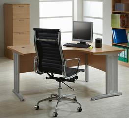 L-shaped desks image