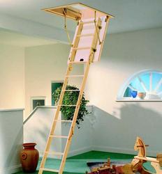 Dolle Mini Folding Loft Ladder image