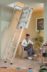Dolle Profi Folding Loft Ladder image