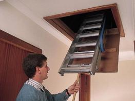 Ramsay Sliding Loft Ladder image
