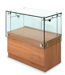 Shopkit can design, manufacture and install a variety of different styles of sleek contemporary glass display counter cabinets to suit various applications, including retail interiors, shop in shops, office receptions, museums and hospitality environments.   E...