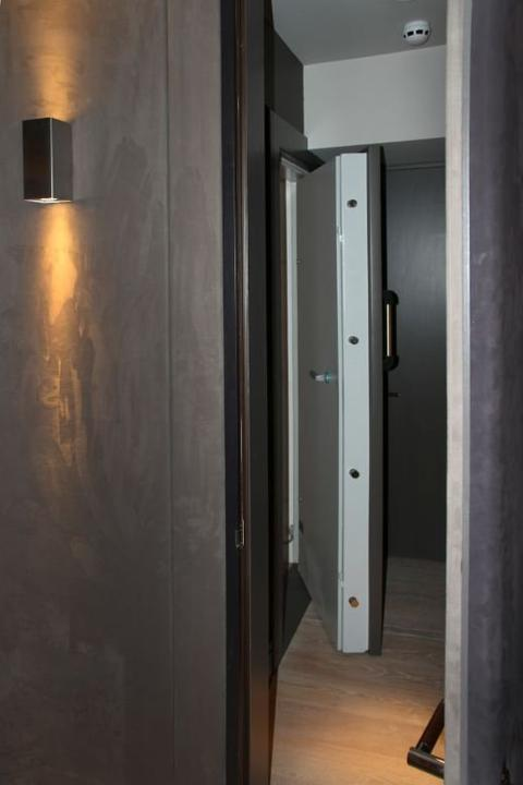 Panelled Room: Panic Room Doors By Shield Security Doors Ltd