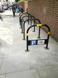 The London Cycle Stand (Powder Coated) image