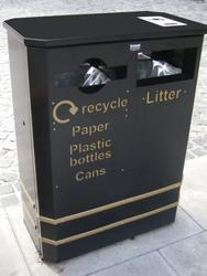 London Litter Bin image