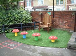Mushroom Seats image