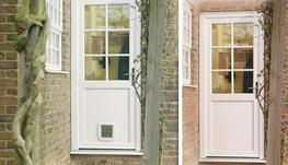 Rear Entrance Doors image