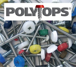 POLYTOP A4 Stainless Steel Pins and Nails image