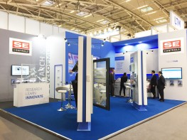 Success for SE Controls at Germany's biggest ever BAU exhibition