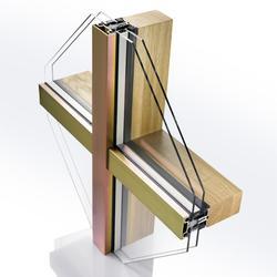 Curtain Walling - Scandinavian Timber Ltd