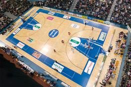 Sports Sprung Floors image