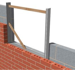 Cavi-Mate Fire Stop is a robust window installation system ideal for the new build market. Manufactured from high quality PVC-U, it is a window former, locator and cavity closer which enables window frames to be installed quickly and easily maintaining a squar...