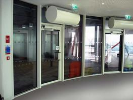 Glazed Fire Resistant & Smoke Resistant Doors image