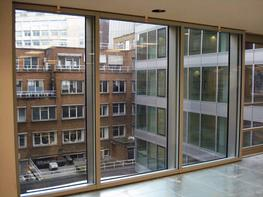 Sound Reduction Curtain Wall Facades image