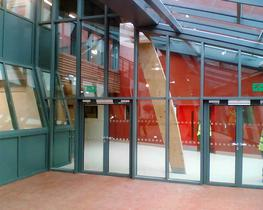 Fire Resistant Glass - Wright Style Limited