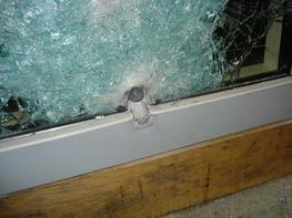 Bullet Resistant Glass image