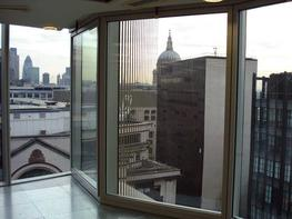 Sound Protection Glazing - Screens & Curtain Wall image