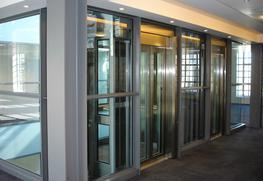 Blast - Bomb Proof High Security Curtain Wall Glazing image