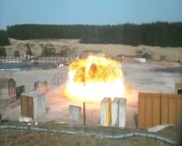 A decade after detonation