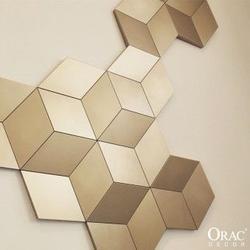 Orac W105 Rombus 3d Wall Panel By Wm Boyle Co Ltd