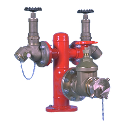 Product Code(s):WE045 | Monitor Hydrants  General Description Bespoke fire hydrant with standard and pressure controlled deliveries  Application Description William Eagles Fire Hydrants - Can be manufactured to customers unique specifications on request...