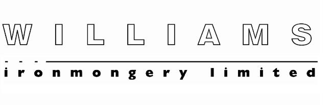 Williams Ironmongery Ltd