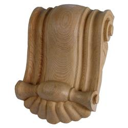 Extra Wide Scrolled Corbel image