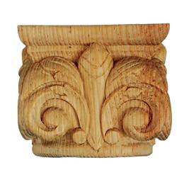 Small Corinthian Pilaster Capital image