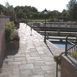 Lancashire Mill paving and flooring image