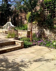 National Trust Petworth Flagstones image