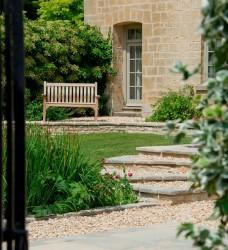 National Trust Hidcote Flagstones image