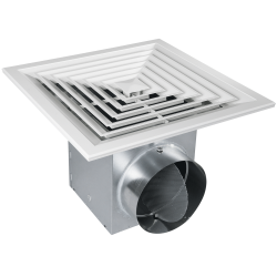 Type ADT - for four way horizontal supply air discharge, with fixed air control blades - TROX UK Ltd