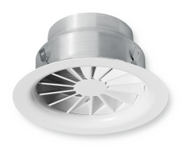 Type RFD - Ceiling Swirl Diffuser - TROX UK Ltd