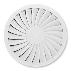 Type TDF-SilentAIR - Ceiling Swirl Diffuser - TROX UK Ltd