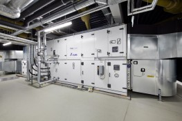 X Cube Central Air Handling Unit By Trox Uk Ltd