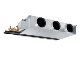 Type PWX - Horizontal chassis type fan coil unit for concealed or exposed installations image