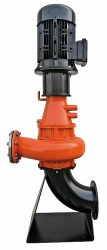 ETV range of electric vertical chopper pumps, ideal for particularly heavy duty applications, including sewage and treatment works, agriculture and farms, bio-gas process and many more applications. 2.2-22kW output, 51m maximum head and 94l/sec maximum capacit...