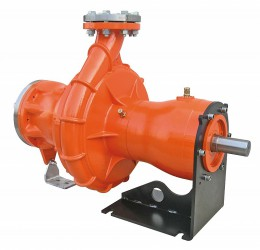 PTO/PTF range of horizontal centrifugal chopper pumps suitable for particularly heavy duty applications including food effluents, irrigation and farm liquids, sewage and treatment works and many more applications. 15-22kW, 140m maximum head and 4500l/min maxim...
