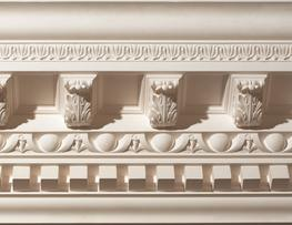 TC601 - Thalia Egg, Dart, Dentil, Modillion and Lambs Tongue image