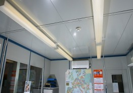 Ceilings - Exposed Ceiling Suspension Grids image
