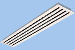 The Waterloo CSB High Induction Barrel Slot Diffuser enhances our already comprehensive range of slot diffusers. An attractive and efficient design makes the CSB ideally suited to a huge variety of applications.  Close pattern control gives the CSB its highly ...