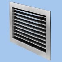 K Heavy Duty Adjustable Blade Grilles image