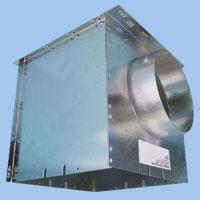 PBD Plenum Box / NRD Neck Reducer to suit D Diffusers image