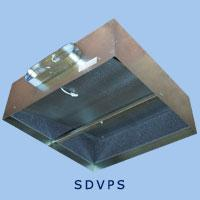The proprietary plenum boxes for our SDVP vane swirl diffusers are designed to guarantee a good mixing of the air prior to diffusion through the terminals. Available with Side or Top Entry connections to customer-specific diameter, these can be fitted with Spi...