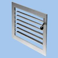 M Lever-operated Adjustable Blade Grilles image