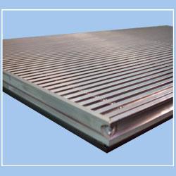 HDFG-L Heavy Duty Linear Floor Grilles image